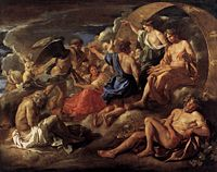 Nicolas Poussin - Helios and Phaeton with Saturn and the Four Seasons.jpg