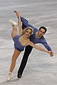 Nicole Della Monica and Yannick Kocon at 2010 European Championships.jpg