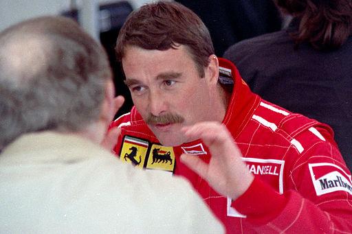 Nigel Mansell 1990 USA