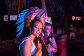 Night party at the beach, costumes, Koh Chang, Thailand.jpg