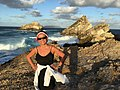 Nina Burleigh in Guadeloupe.jpg