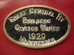 No.506 Butler Henderson Manufacture plate (6132863831).jpg