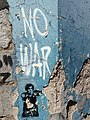 No War - Antiwar Graffito - Quetzaltenango (Xela) - Guatemala (15796230840).jpg