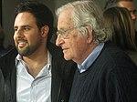 Noam Chomsky Backstage (5668931497).jpg