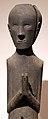 Nord di sumatra, toba batak, figura lignea, 1450 ca. 02.JPG