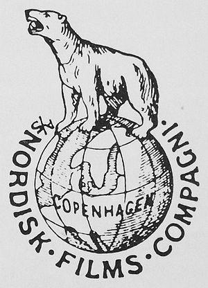 Nordisk Film - Nordisk Film 1906 logo