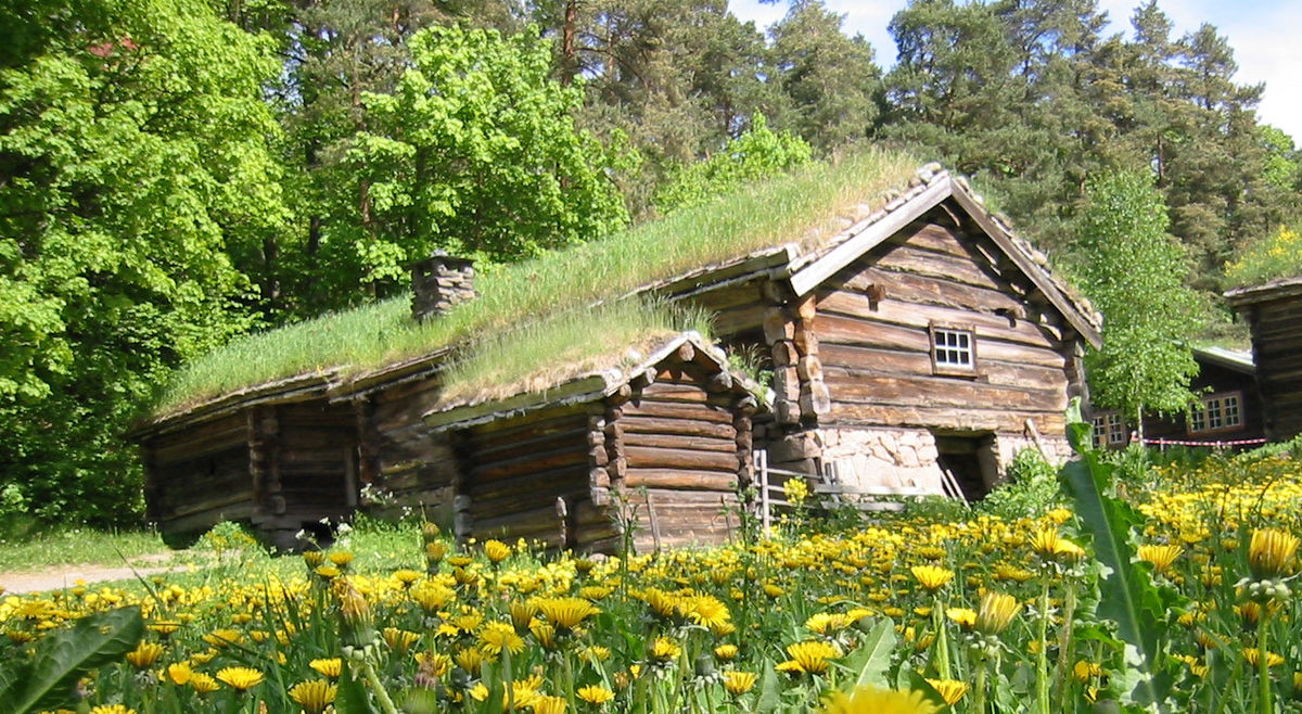 Log cabin - Wikipedia