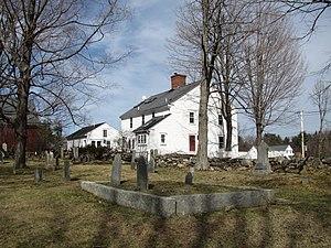 Boxborough, Massachusetts - Old North Cemetery