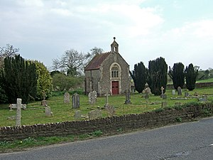 North Cheriton - Image: North Chriton chapel