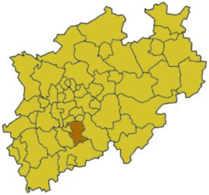 Rheinisch-Bergischer Kreis - Image: North rhine w gl