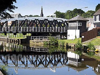 Northwich - Town Bridge