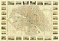 Nouveau plan routier de Paris by Toussaint, 1852 - UWM Libraries.jpg
