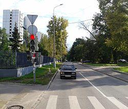 Новгородская улица москва