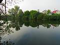 Novosilky (Vyshhorod) lake2.JPG