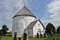 Nylars Kirche, Bornholm (2012-07-03), by Klugschnacker in Wikipedia (2).JPG