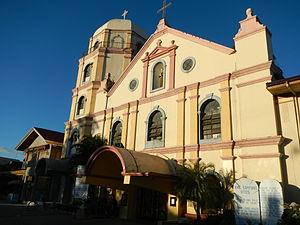 Obando, Bulacan - Image: Obandochurch 33jf
