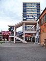 Obchodní areál Počernická 85, věžák Limuzská 43.jpg