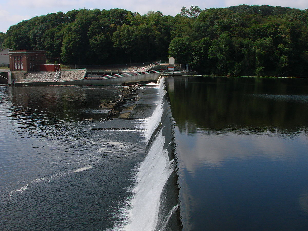 Occum Hydroelectric Plant And Dam