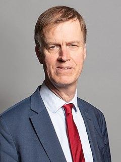 Stephen Timms British Labour politician