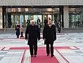 Official welcoming ceremony for Ilham Aliyev was held in Belarus 03.jpg