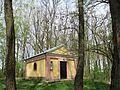 Ohel na Starym cmentarzu Żydowskim, Dynów.JPG