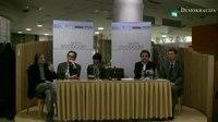 File:Okrogla miza - 20 obletnica plebiscita - Izziv svobode (5 del).webm