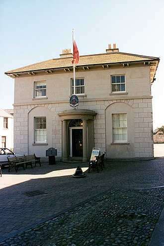 History of the Isle of Man - Old House of Keys, Castletown