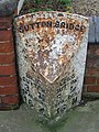 Old Milepost - geograph.org.uk - 1186738.jpg
