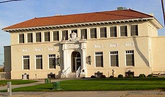 Yuma County, Arizona - Image: Old Yuma City Hall