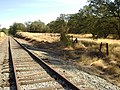 Old gold mining railroad track folsom - panoramio.jpg