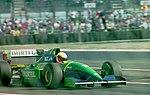 Olivier Beretta - Larrousse LH94 at the 1994 British Grand Prix (32541361145).jpg