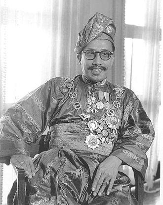 Omar Ali Saifuddien III - Image: Omar Ali Saifuddien III