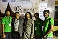 On screening on our film OASS in 10th Chennai International Film Festival (CIFF),Raaj Rahhi and Director Abhinav Tiwari.jpg