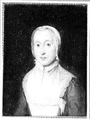 Geertrui Haaxman (1761-1790). Echtgenote van Jan van Koetsveld