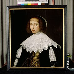 Margaretha Vernatti (ca.1600- voor 1658)