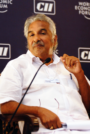 Photo of Oomen Chandy
