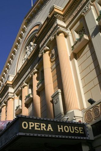 Manchester Opera House - Image: Opera House, Manchester