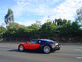 Orange & Black Bugatti Veyron Driving by GFreeman23.jpg