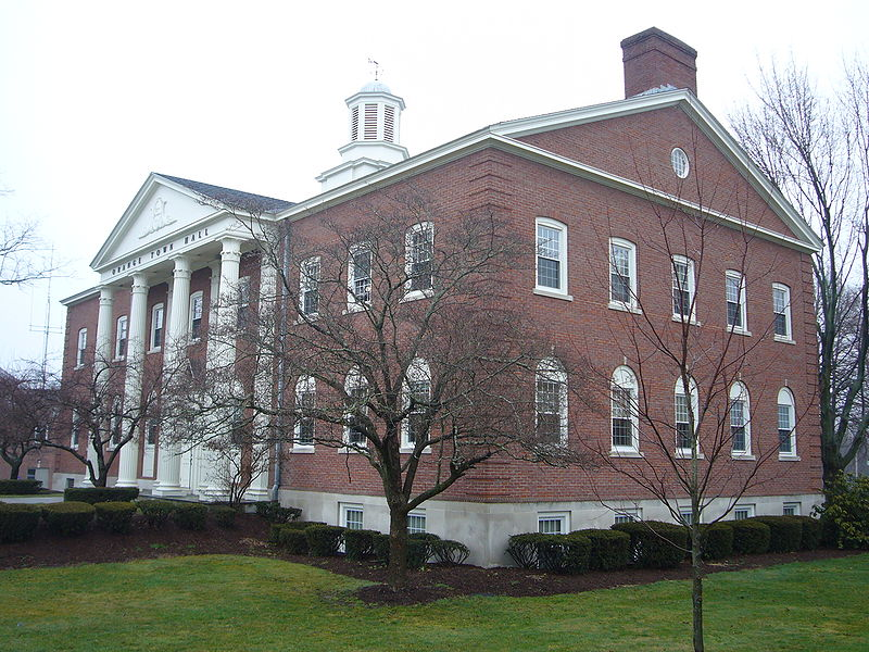 File:Orange CT town hall.jpg