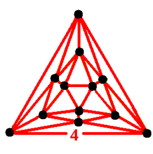 Order-5 cubic honeycomb - Image: Order 5 cubic honeycomb verf