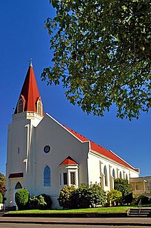 Oregon City Church (Clackamas County, Oregon scenic images) (clacD0063).jpg