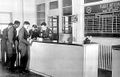 Orly Air Base - MATS Terminal Desk - 1955.jpg