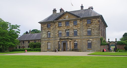 Ormesby Hall front 2