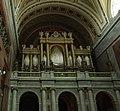 Ostřihom, varhany v bazilice.JPG