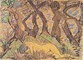 Otto Mueller - Drei Mädchen zwischen Bäumen - ca1925.jpeg