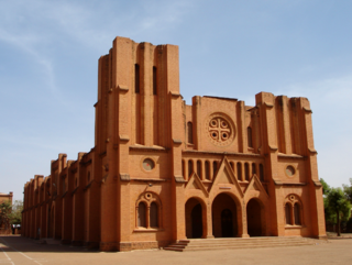 Catholic Church in Burkina Faso
