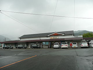Owase Station Railway station in Owase, Mie Prefecture, Japan