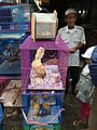 Owls, tree shrews, and other species in Jatinegara Market 02.jpg