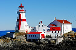 Owned by USA and Canada East Quoddy Lighthouse, located on Campobello Island.jpg