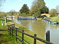 Oxford Canal at Hillmorton - geograph.org.uk - 443797.jpg